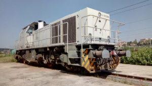 Locomotive - Euro Cargo Rail