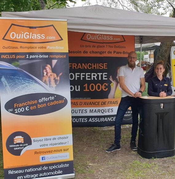 Stand : OuiGlass Metz