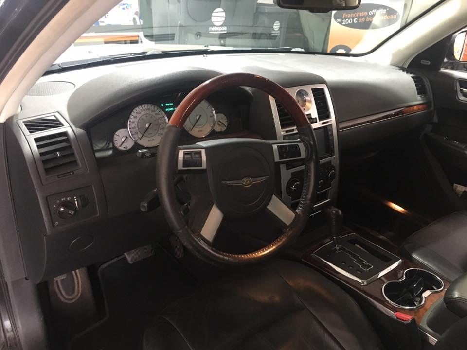 Remplacement de pare-brise Chrysler 300