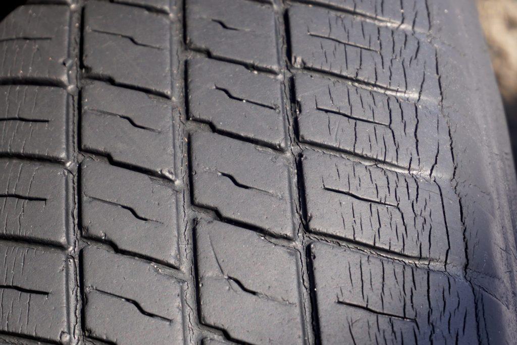 L'usure des pneus