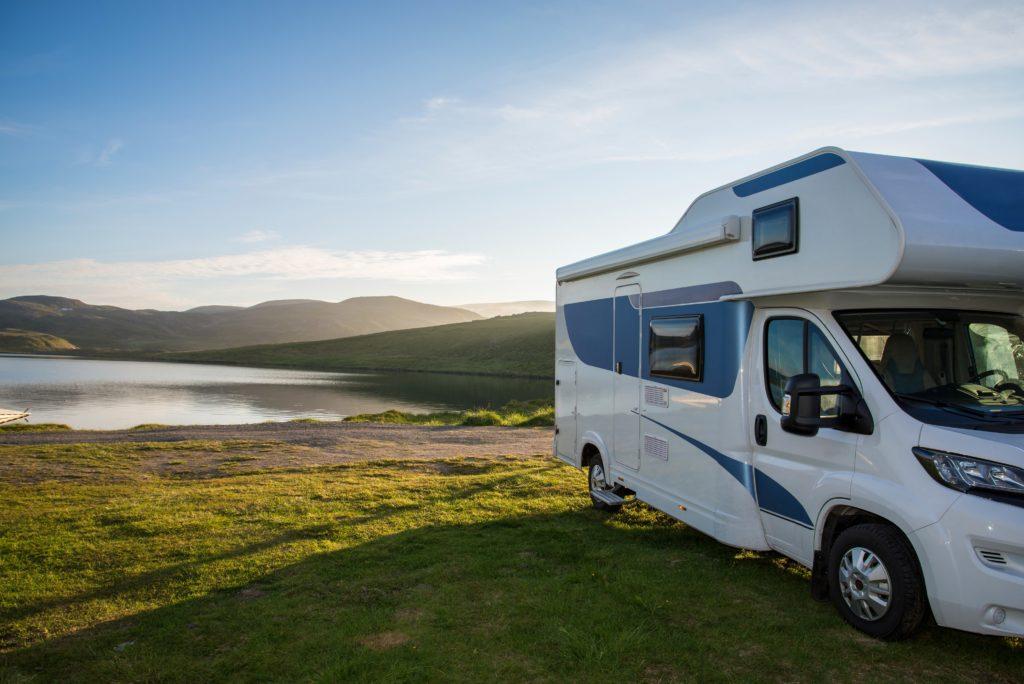 pare-brise camping-car