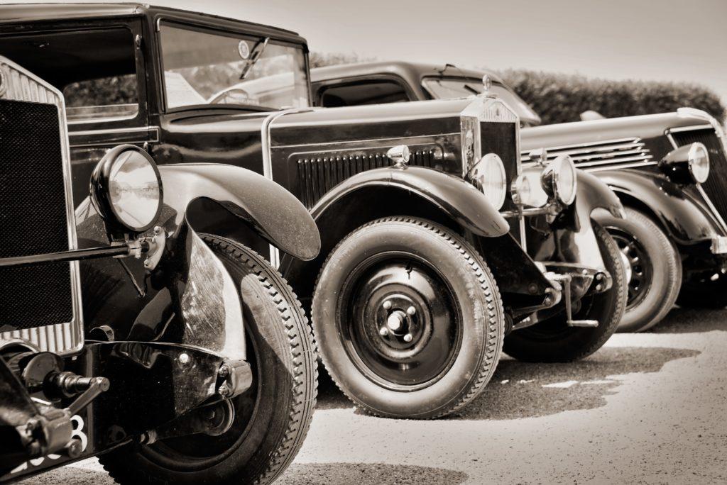histoire du pare-brise automobile