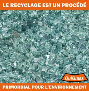 recyclage des pare-brises