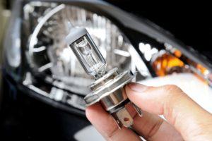 Ampoules de voiture