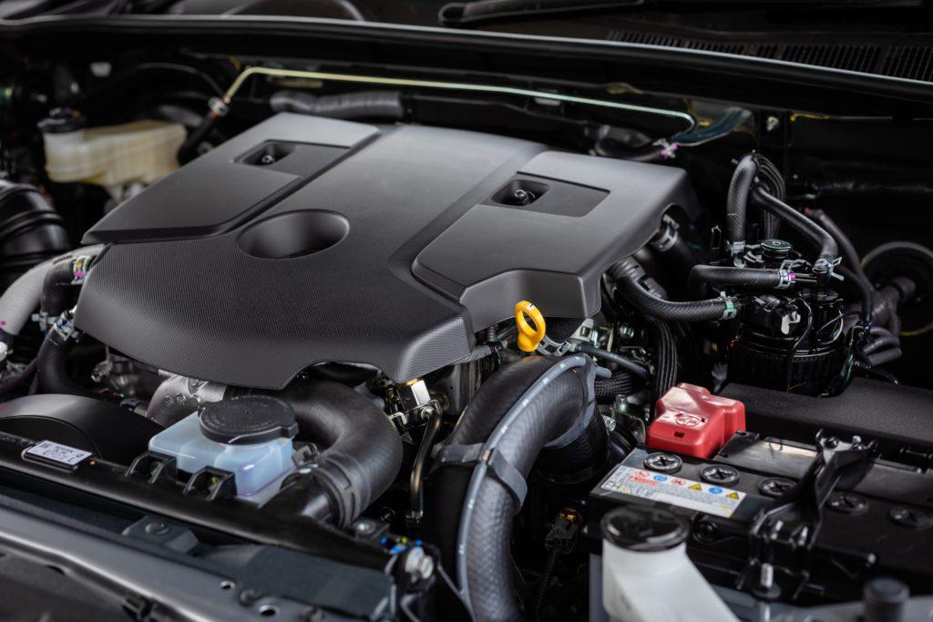 Performance automobile