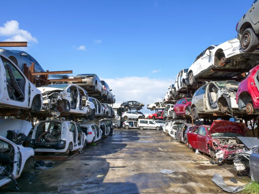 Recyclage automobile