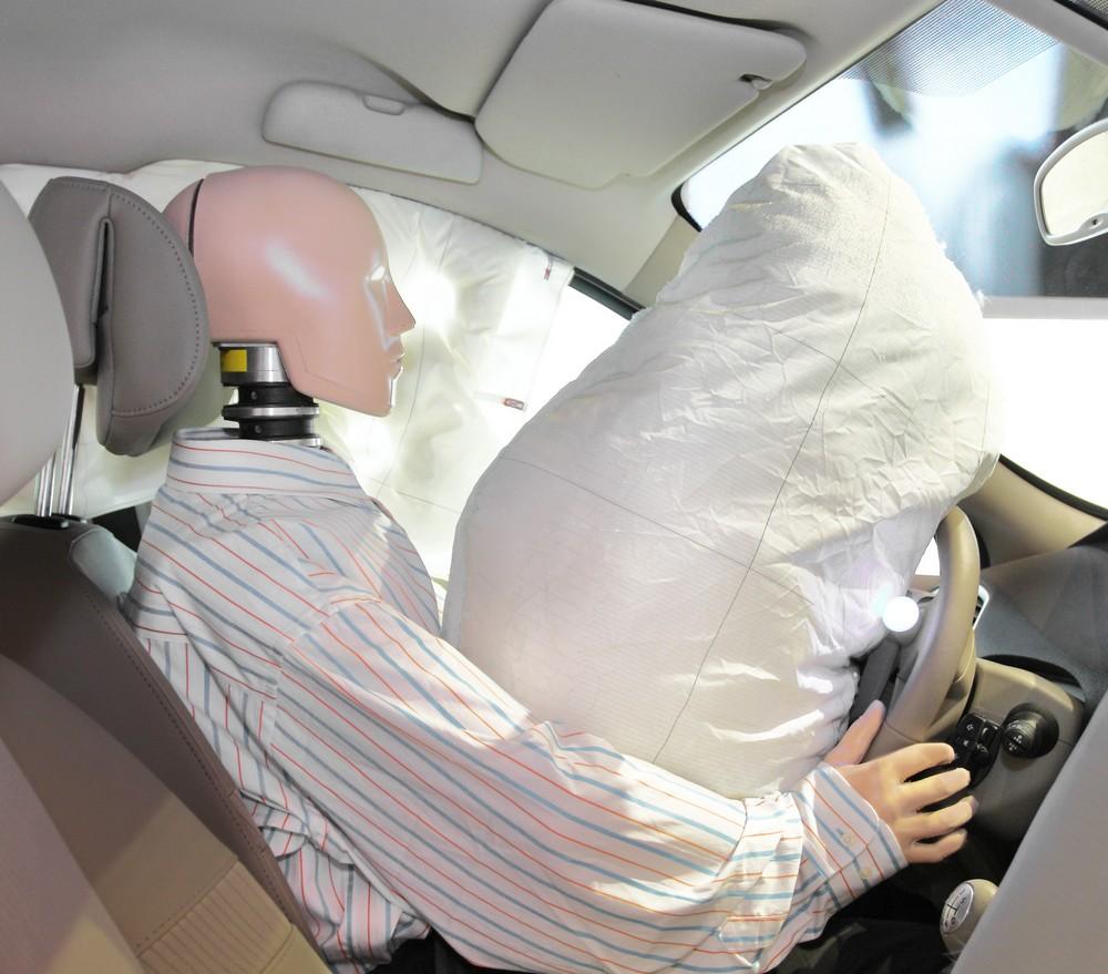 airbag avancé