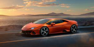 Lamborghini Hurcàn Evo