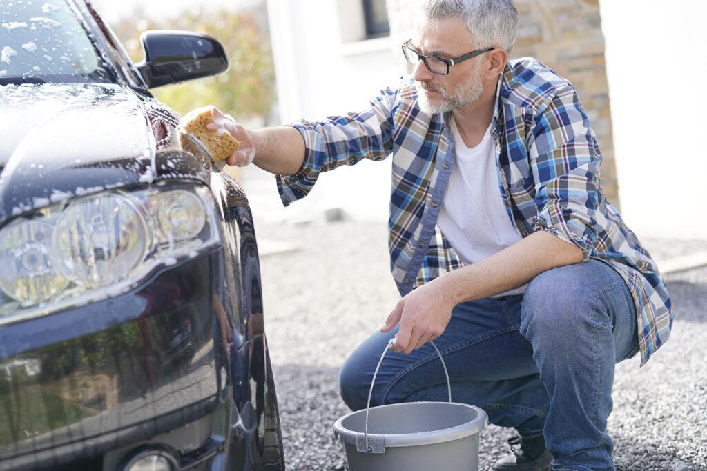 lavage automobile professionnel à domicile