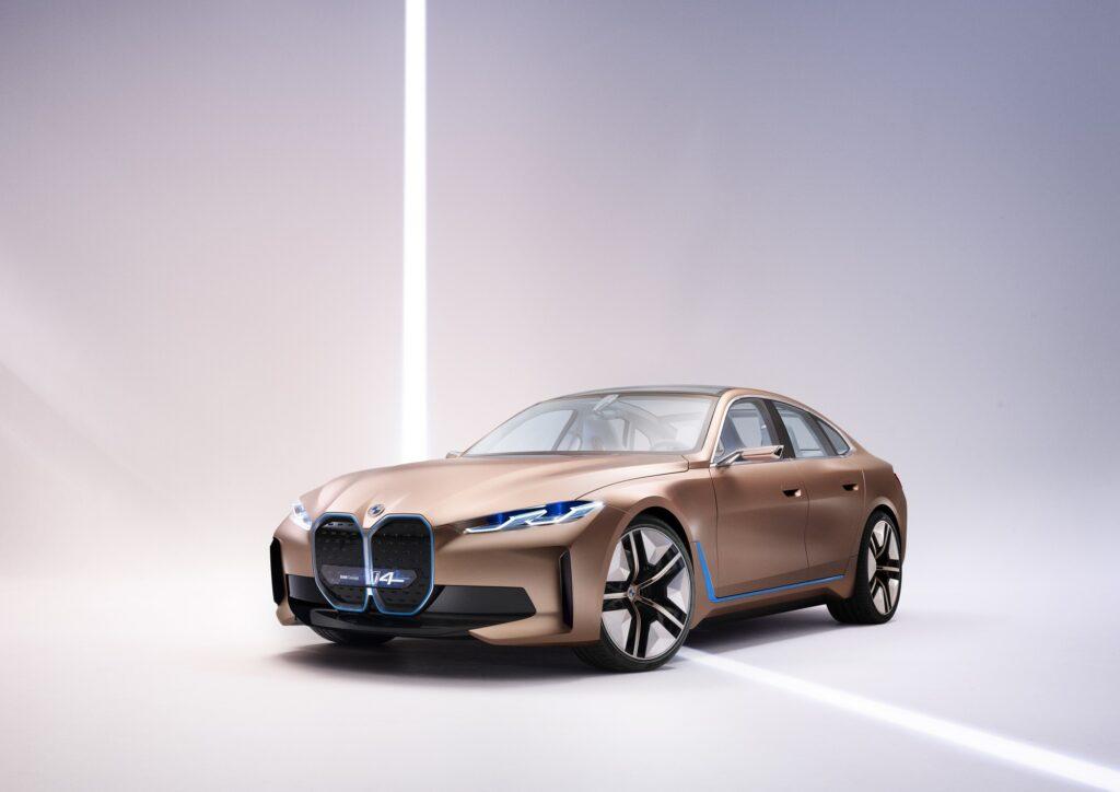 Moteur électriques BMW