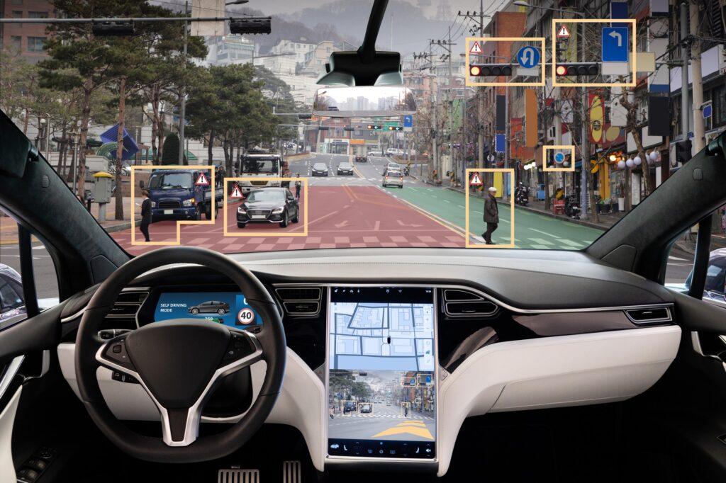 Niveaux de la conduite autonome
