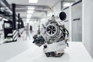 turbocompresseur électrique
