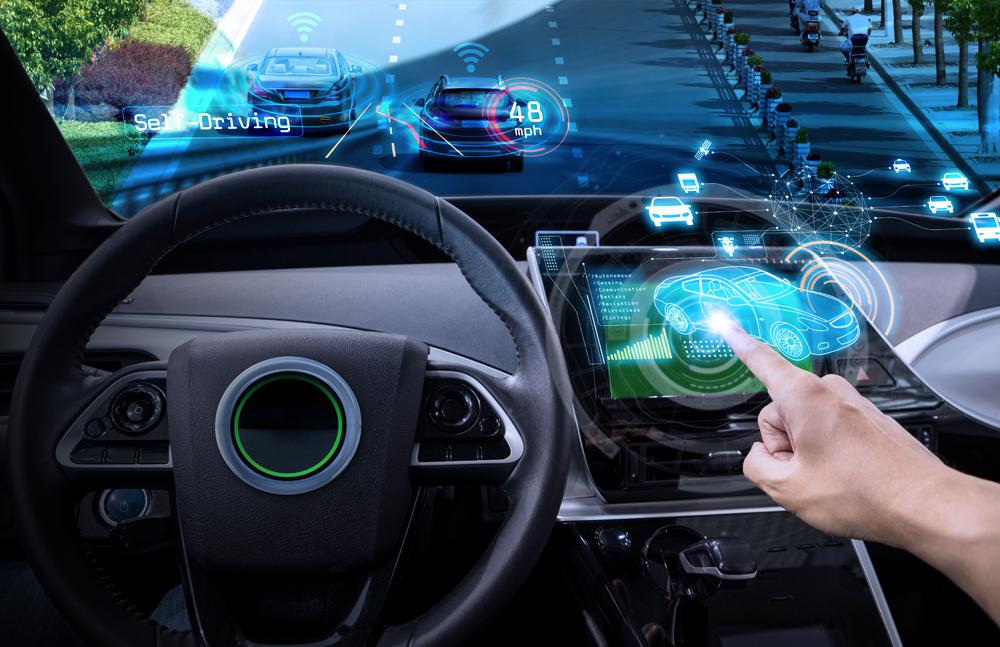Ce à quoi pourrait ressembler les véhicules du futur avec les technologies ADAS