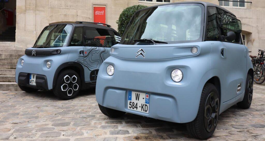 La Citroën Ami