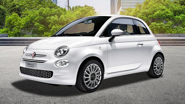 La Fiat 500,  une des micro-citadines les plus populaires