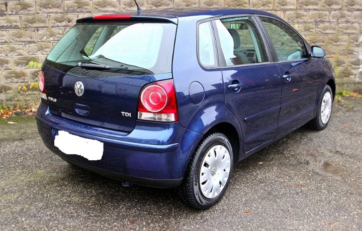 La Volkswagen Polo 1.4 TDI