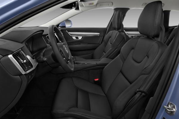 L'intérieur d'une Volvo V90