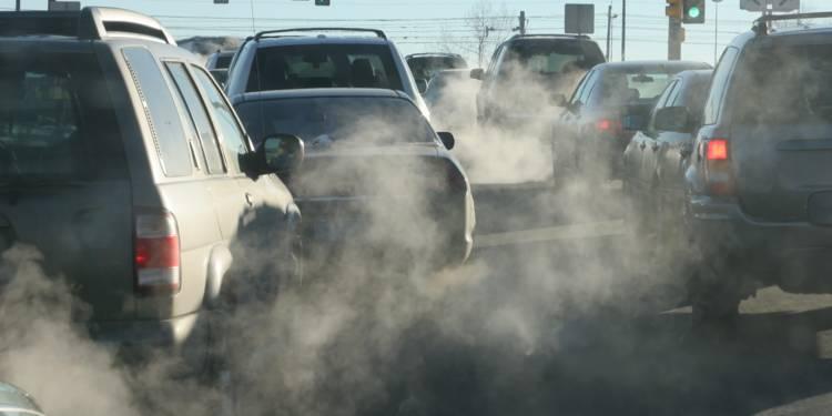 Des véhicules aux fortes émissions de CO2